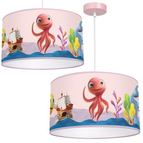 Lampă suspendată Octopus Lola Mini 1x E27