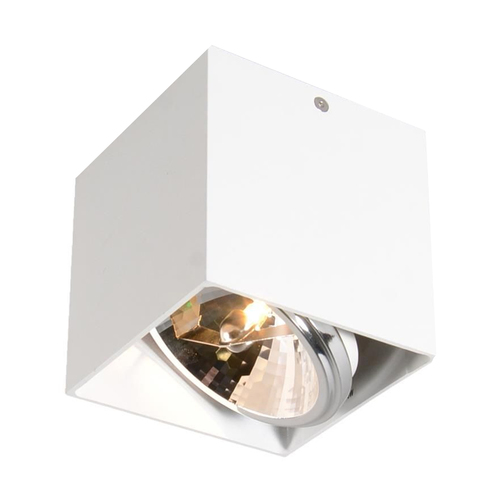 89947 G9 Box Sl 1 Spot Alb / Alb