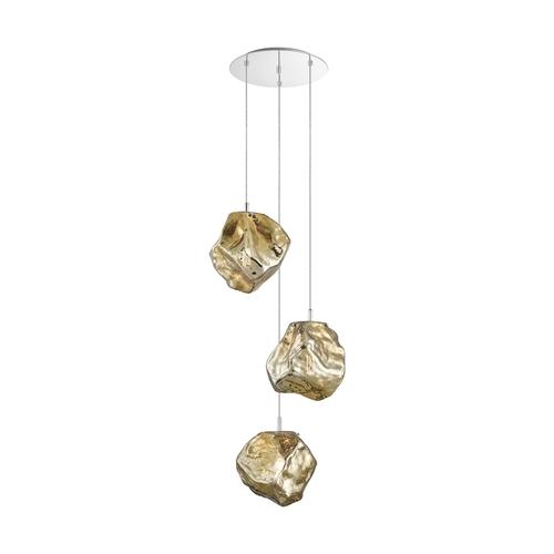 P0488 03 A B5 Hf Rock Suspensie Aur / Aur