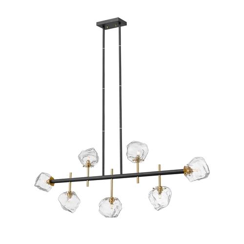 P0488 07 T Seac Rock Lampă cu pandantiv negru mat auriu mat / negru mat auriu mat
