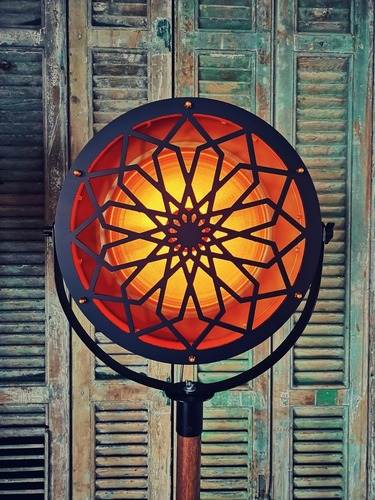 Lampă LAMPA PAMPA LOFT