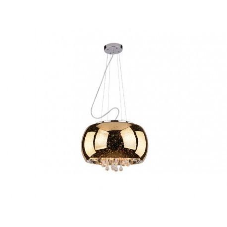 Azzardo Astral AZ1647 42607-5 Lampă suspendată 5x40W G9 aur