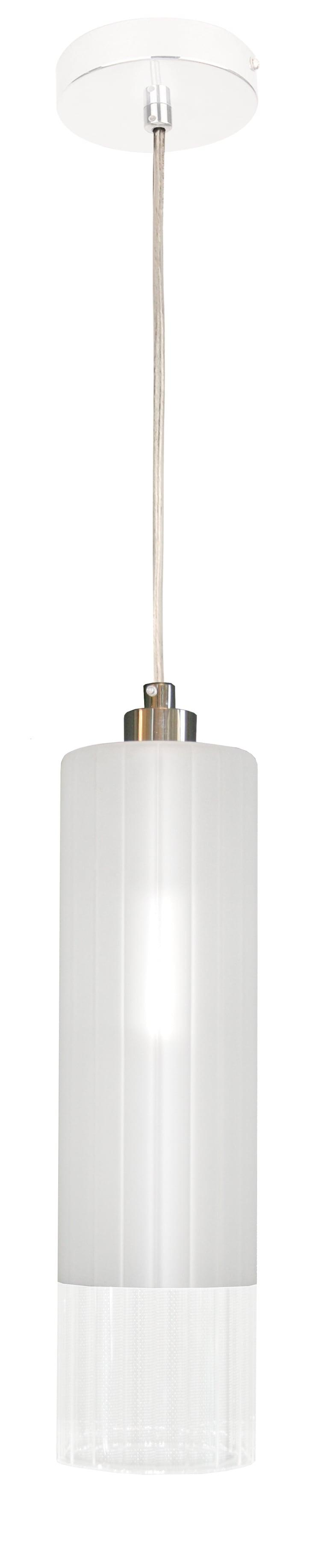 Lampa suspendată Soller 1 Tuba îngustă Jasna