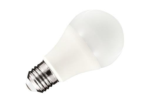 Bec LED A60 Bec LED E27 806lm, 10W, 3000K cu Dusk SENSOR