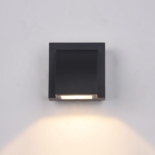 Lampă de perete modernă pentru exterior Edgar LED