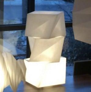 Lampă de masă Artemide MOGURA MINI small 0