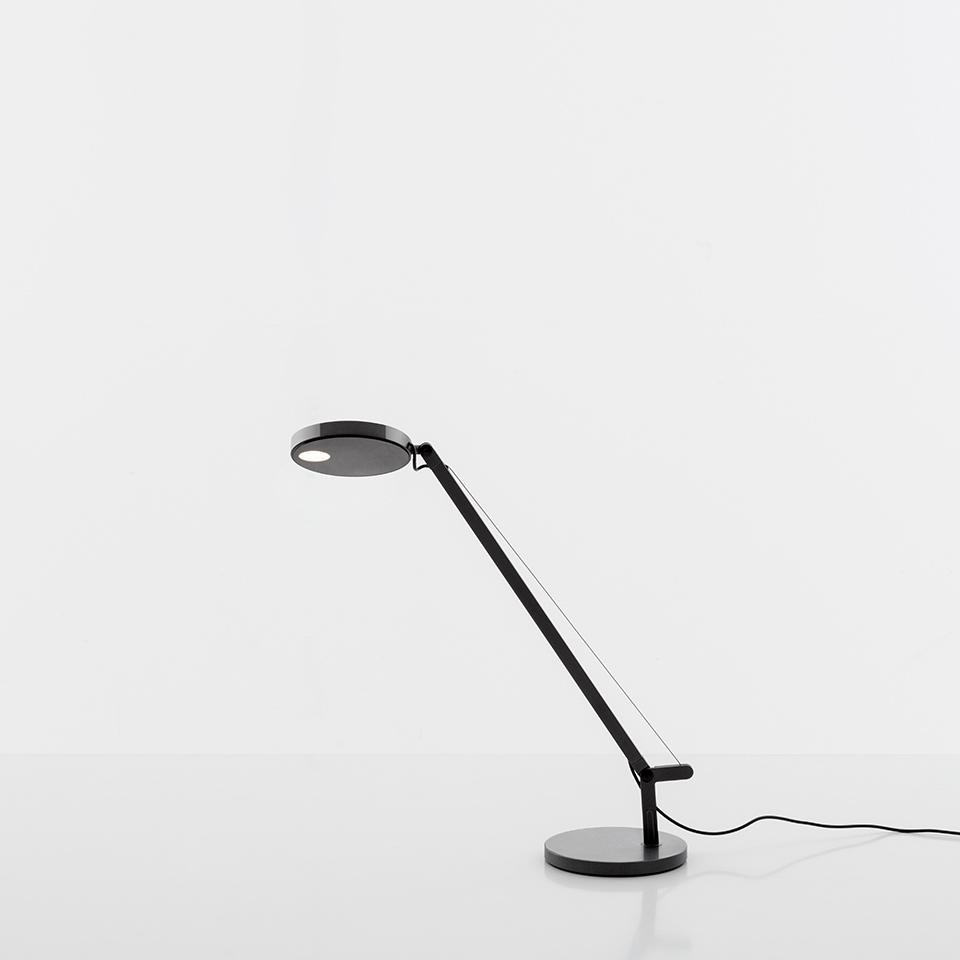 Lampa de masă Artemide Demetra Micro antracit gri 2700 K