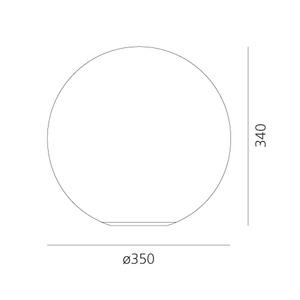 Lampă de masă Artemide Dioscuri 35 Masă 0147010A small 0