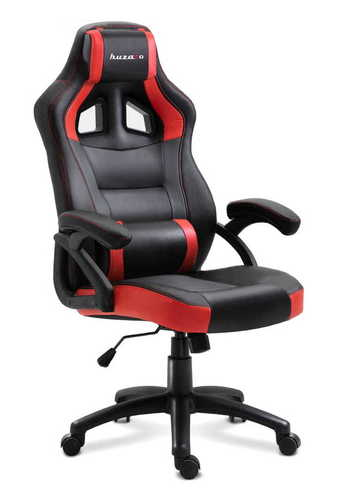 Scaun de joc ultra confortabil HZ-Force 4.2 Red
