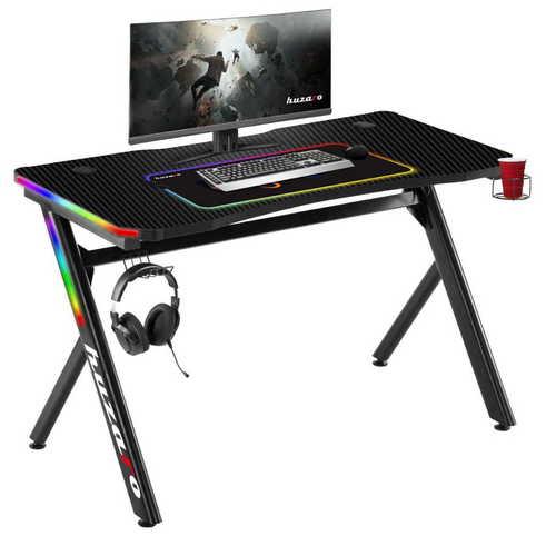Birou de jocuri ultra modern HZ-Hero 4.5 RGB Lit