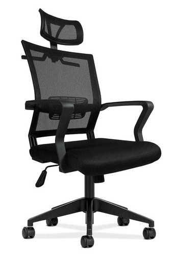 MA-Manager 2.5 Scaun de birou negru