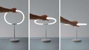 Lampa de masă Artemide HALO small 2