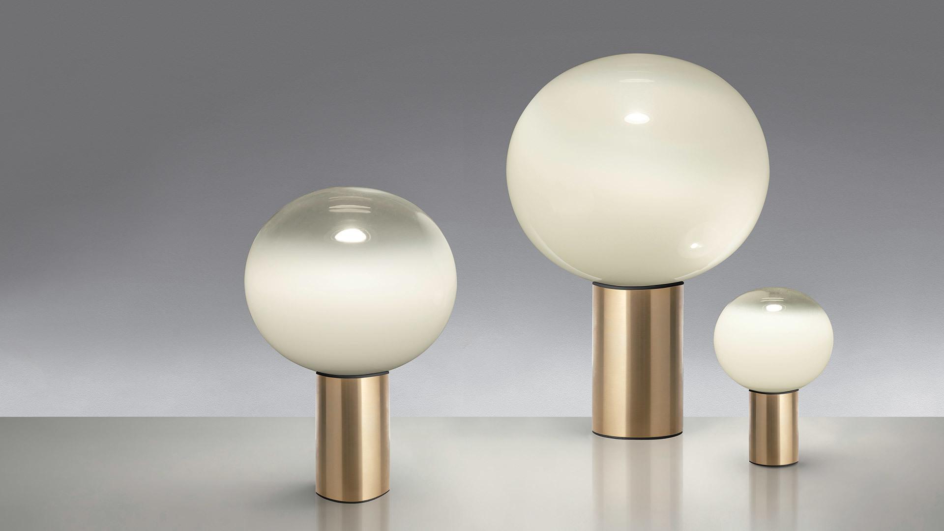 Lampă de masă Artemide Laguna 37 Masă 1809140A