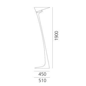 Lampă de podea Artemide Montjuic A014400 small 1