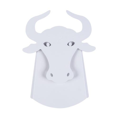 Aplica Taurus Abigali Bull White
