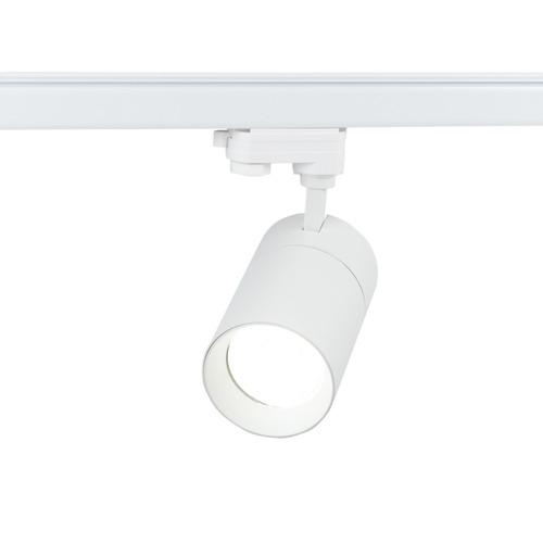 Spot Blaupunkt LED monofazat Vision 30W alb cu întrerupător de culoare deschisă