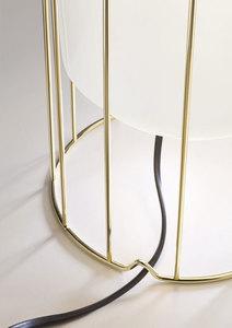 Lampă de masă Fabbian Aérostat 22,8 cm - crom negru - F27 B01 24 small 1