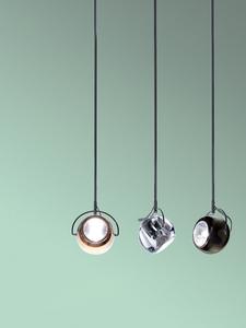 Lampa suspendată FABBIAN Beluga Transparent D57A1100 small 1