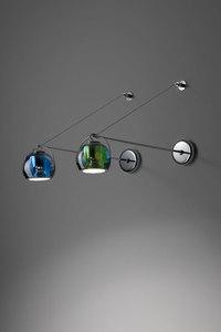 Lampa suspendată FABBIAN Beluga Transparent D57A1100 small 5