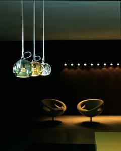 Lampa suspendată FABBIAN Beluga Transparent D57A1100 small 12