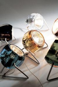 Lampă de masă Fabbian BELUGA D57B0331 Albastru small 4