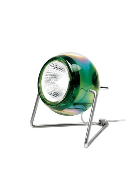 Lampă de masă Fabbian BELUGA D57B0343 Verde