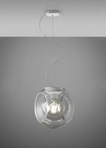 Lampa suspendată Fabbian EYES F34A0100 Transparent