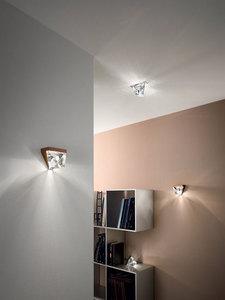 Lampa suspendată Fabbian TRIPLA F41A0176 Bronz small 4