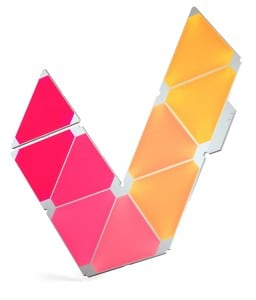 Kit Nanoleaf Aurora Light Panels Smarter Kit 9 panouri Smart home small 1