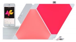 Kit Nanoleaf Aurora Light Panels Smarter Kit 9 panouri Smart home small 18