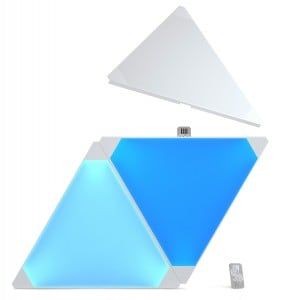 Kit Nanoleaf Aurora Light Panels Smarter Kit 9 panouri Smart home small 6