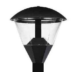 Lanterna de gradina (51,5cm) - LUNA STREET 21 (7W LED IP65 4000k) small 0
