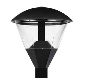 Lanterna de gradina (51,5cm) - LUNA STREET 21 (7W LED IP65 4000k)