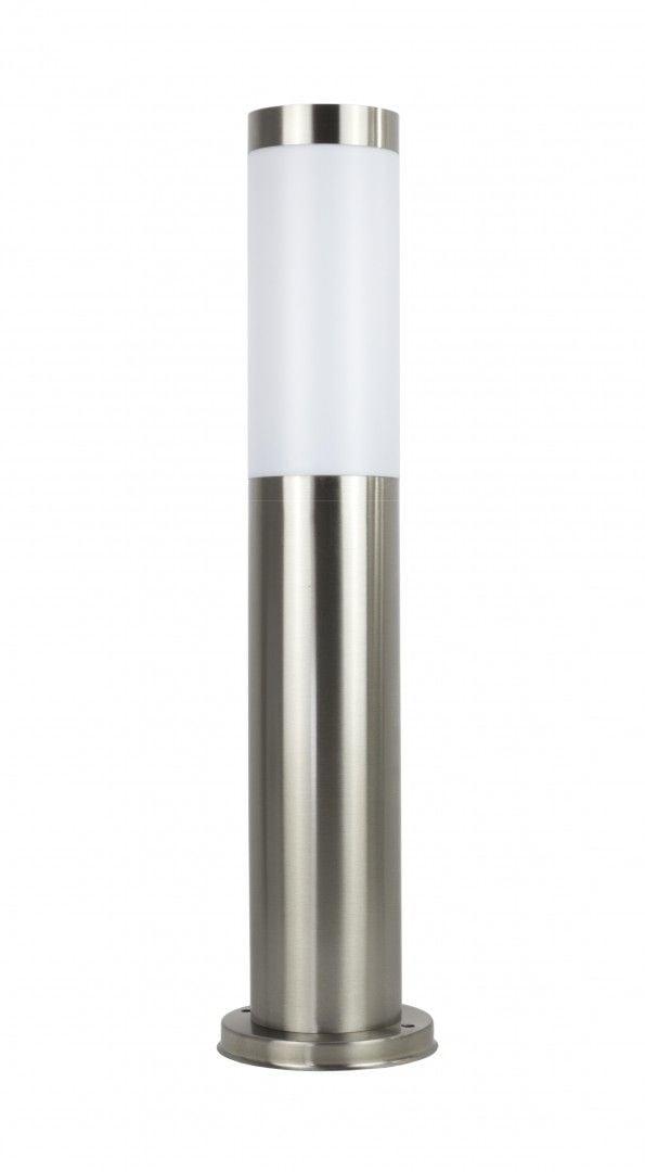 Stâlp de iluminat din oțel inoxidabil LED de 45 cm