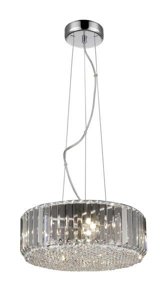 LAMPĂ INTERIOR (ÎNGRIJIRE) LUMINĂ ZUMA PRINCE PENDANT P0360-05B-F4AC
