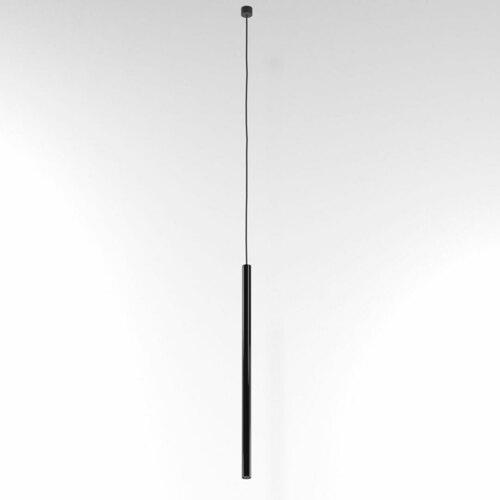 NER 550 suspendat max. 1x2,5W, G9, 230V, fir negru, negru profund (lucios) RAL 9005