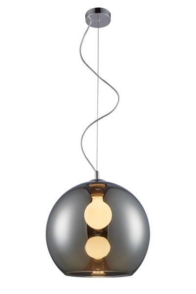 LAMPĂ INTERIOR (ÎNGRIJIRE) ZUMA LINE VERO PENDANT MD1621-1 Chrome