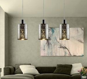 Lampa moderna cu pandantiv Glamour ZUMA LINE PIOLI PENDANT small 1
