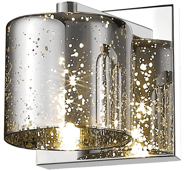 LAMPĂ INTERIOR (KINKIET) ZUMA LINE PIOLI WALL W0369-01A-B5GR
