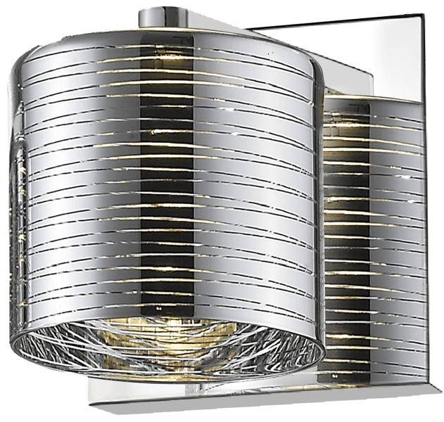 LAMPĂ INTERIOR (KINKIET) LINE ZUMA PIOLI WALL W0369-01A-B5GW