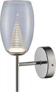 LAMPĂ INTERIOR (KINKIET) ZUMA LINE ENZO WALL MB1622-1 (CLEAR) small 0