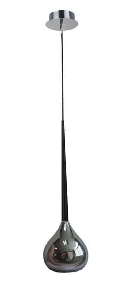 LAMPĂ INTERIOR (ÎNCĂLCARE) LUMINĂ ZUMA LIBRA PENDANT MD2128-1S (fumată)