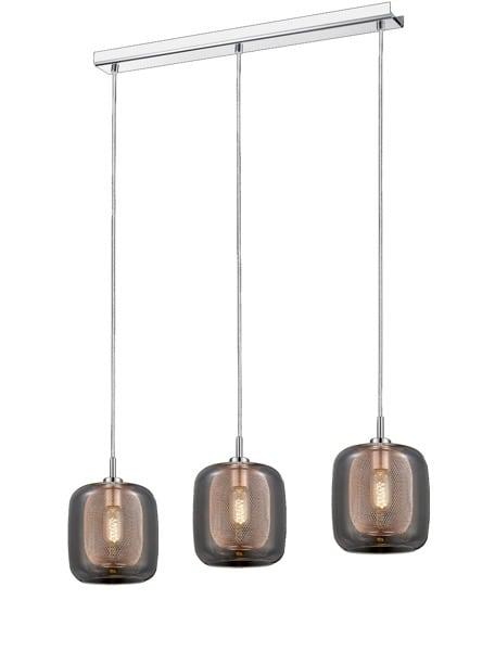LAMPĂ INTERIOR (ÎNGRIJIRE) ZONA LUMINĂ DONATO PENDANT P0310-03H-B5GP
