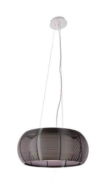 LAMPĂ INTERIOR (ÎNTRÂND) LUMINĂ DE ZUMĂ PENDANT TANGO MD1104-2 (negru)