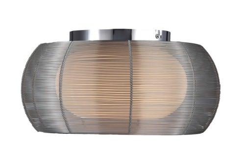 LUMINĂ INTERIOR (CEILING) ZUMA LINE TANGO CEILING MX1104-2 (argintiu) - Argint