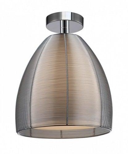 LAMPĂ INTERIOR (CEILING) ZUMA LINE PICO CEILING MX9023-1L (argintiu) - Argint