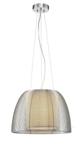 LAMPĂ INTERIOR (BANDĂ) ZUMA LINE FILO PENDANT MD1452-1L (argintiu)
