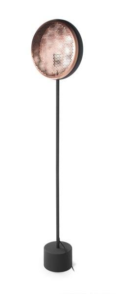LAMPĂ INTERIOR (PISCĂ) ZUMA LINE HIVE FLOOR FL-16026-BK + BRCP