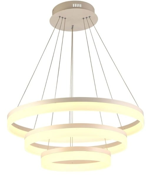 LAMPĂ INTERIOR (ÎNCĂLZARE) PENDENT CIRCULARE LINIE DE ZUMĂ L-CD-03