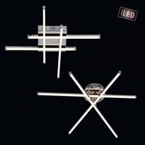 LAMPĂ INTERIOR (CEILING) ZUMA LINE MAURO CEILING HP1419-C4 small 1